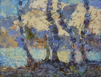 Allan MacDonald White Gold Mountain, Arkle