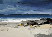 Chris Bushe A Welcome Beach After A Long Walk