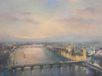 Micheal Alford Westminster Sunset