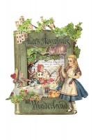 Alison Stockmarr Alices Adventures in Wonderland
