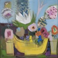Annabel Fairfax Yellow Bowl