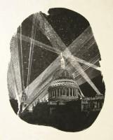 Anne Desmet RA St Paul's: Lights