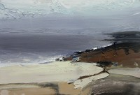 Chris Bushe Autumn Coastline, Sanaigmore
