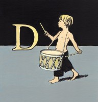 Luke Martineau D is for Drum