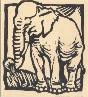 Stanislaus Brien Elephant 6/50