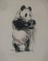 Stanislaus Brien (fl.1930-32) Panda