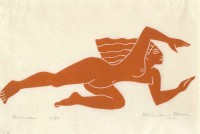Stanislaus Brien Swimmer 6/50