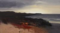 Chris Bushe, October Sunset, Saligo Bay