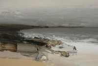 Chris Bushe Autumn Headland, Evening Tide