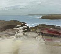 Chris Bushe Gentle Sea and a Soft Breeze Carraig Bhan