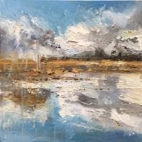 Claire Wiltsher Rain Cloud III