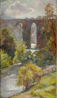 Florence St John Cadell – Glenfinnan Viaduct