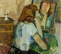 Eric Lundberg (born 1907) Reflection
