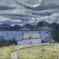 Charles Simpson Cottage, Loch Ewe