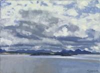 Charles Simpson Loch Ewe, Wester Ross