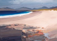 Chris Bushe July Afternoon, Horgabost