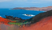 Chris Bushe Summer Tide, Kiloran Bay