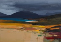 Chris Bushe Walking to Luskentyre