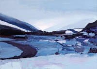 Chris Bushe Winter Pass, the Spittal of Glenshee