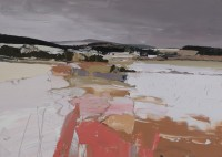 Chris Bushe Winter Sky, Midmar