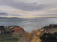 Chris Bushe First Light, Loch Indaal