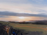 Chris Bushe May Sunset, Rockmountain