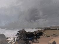 Chris Bushe October Storm, Rubha Lamanais