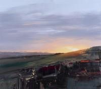 Chris Bushe Sunrise at Rockmountain