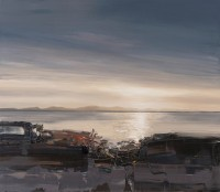 Chris Bushe The Sudden Touch of the Sun, Loch Indaal