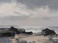 Chris Bushe Wind, Sea and Light, Saligo Bay