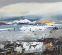 Christine Woodside Sight Hounds, Kinross