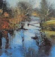 Claire Wiltsher Ice Trails II