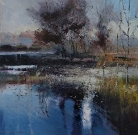 Claire Wiltsher Lost in Reflection IV