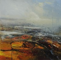 Claire Wiltsher Mist Across the Moors