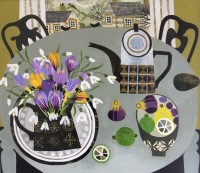 Vanessa Bowman Crocuses and Figs