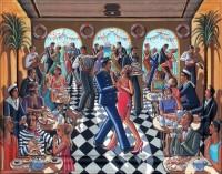 PJ Crook Tango Tea Dance