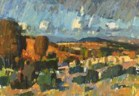John Cunningham Drymen Landscape