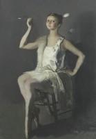 David Abercrombie Donaldson Young Dancer