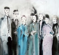 Bridget Davies Meeting at the Oriental