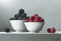 Johan de Fre Blackberries and Raspberries