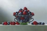Johan de Fre Blueberries and Raspberries