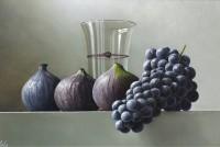 Johan de Fre Figs and Grapes
