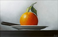 Johan de Fre Giant Orange