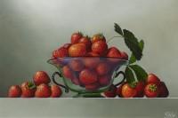 Johan de Fre Little Strawberries