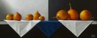 Johan de Fre Loquat Medlars and Granadilla Passion Fruits