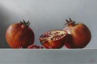 Johan de Fre Pomegranates