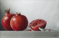 Johan de Fre Pomegranates I
