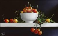 Johan de Fre Rainier Cherries