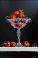 Johan de Fre Strawberries and Blackberries