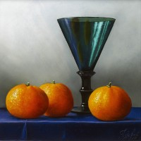 Johan de Fre Three Clementines